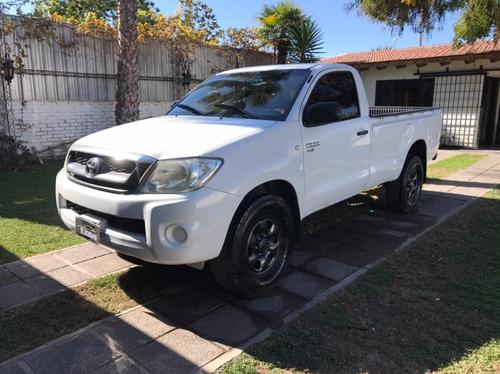 Imagen 1 de 4 de Toyota Hilux Cabina Sample