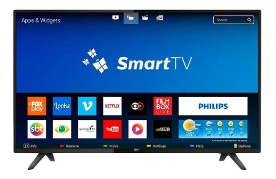 Smart Tv Led 32 Philips 32phg5813/78 Hd Com Conversor Digit