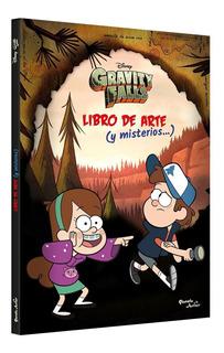 Gravity Falls Libro De Arte Y Misterios... Blanco Euge Comic