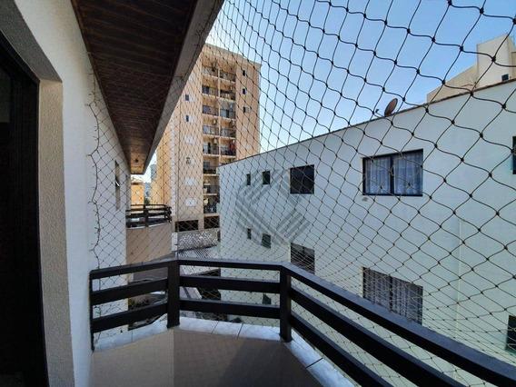 Apartamento Com 3 Dormitórios Para Alugar, 75 M² Por R$ 1.500,00/mês - Parque Campolim - Sorocaba/sp - Ap0724