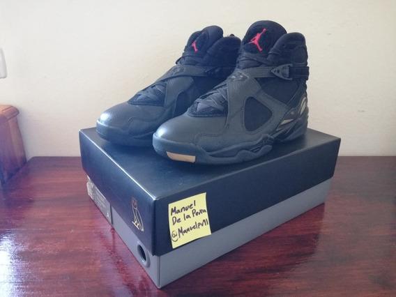 Ovo X Jordan Retro 8 Usados Talla 27.5