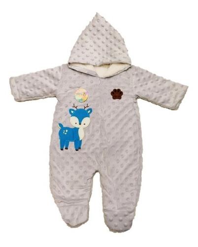 Pijama Enteriza Para Bebes Esquimal Ovejero