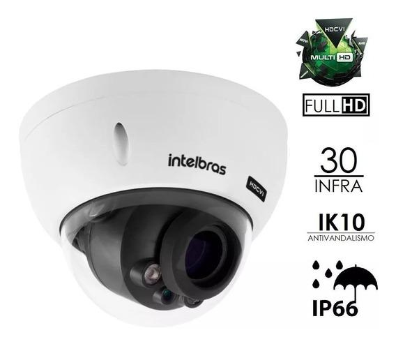 Câmera Intelbras Full Hd Antivandalismo Ip66 Ik10 3230d Vf
