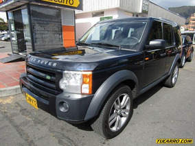 Land Rover Discovery 3h Se At 4.0 7psj