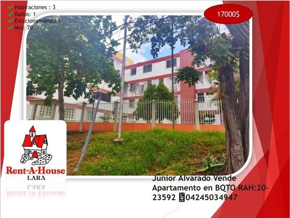 Junior Alvarado Vende Apartamento En Bqto Rah:20-23592 ¿04245034947