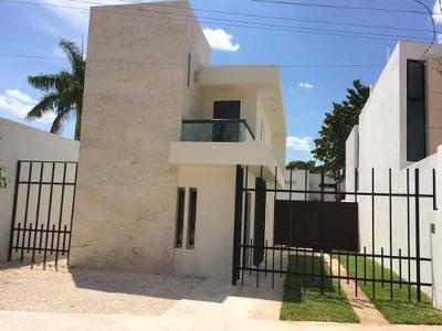 Venta De Villa En Montes De Amé, Mérida