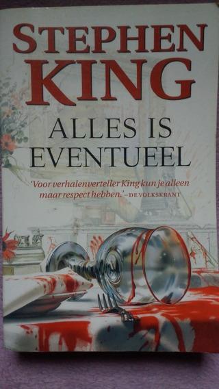 Livro Tudo É Eventual (alles Is Eventueel) Stephen King