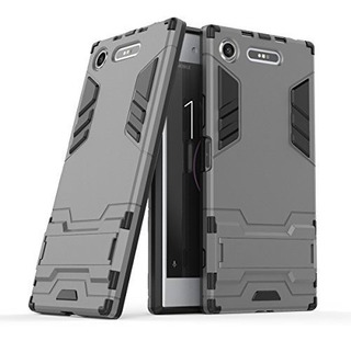 Funda Para Sony Xperia Xz1 Compacto (46 Pulgadas) 2 En 1 A P