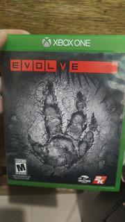 Xbox One Juego Evolve Vendo Cambio