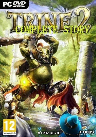 Trine 2 Complete Story - Pc Jogo Completo