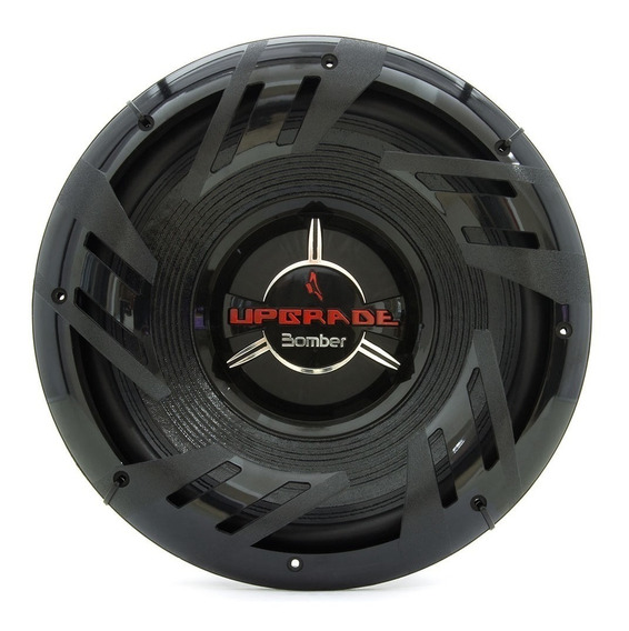 Subwoofer Bomber Upgrade Alto Falante 12 350 Rms Up Grade