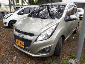 Chevrolet Spark Gt 1.2l Mt Ltz Beige Modelo: 2017