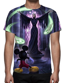 Camisa, Camiseta Disney Castle Of Illusion - Mickey