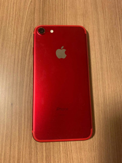 iPhone 7 Red 256 Gb