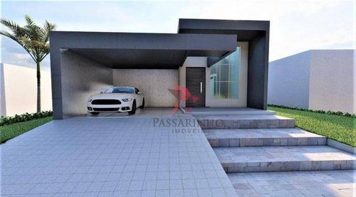 Imagem 1 de 30 de Casa Com 3 Dormitórios À Venda, 190 M² Por R$ 972.000,00 - Condomínio Reserva Das Águas - Torres/rs - Ca0683