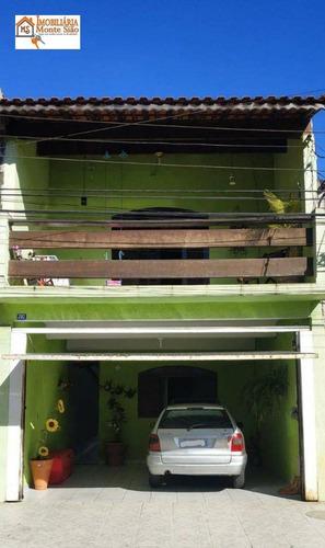 Sobrado Com 2 Dormitórios À Venda, 100 M² Por R$ 350.000,00 - Vila Carmela Ii - Guarulhos/sp - So0430