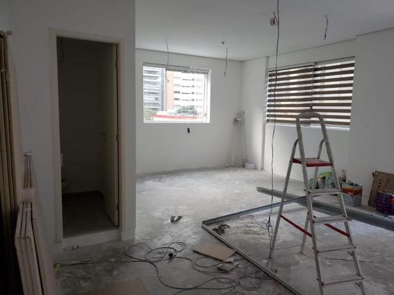 Conjunto Em Vila Nova Conceição, São Paulo/sp De 52m² À Venda Por R$ 990.000,00 - Cj281313