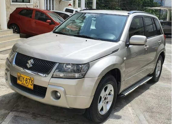 Suzuki Grand Vitara Mt 2.0 4x2