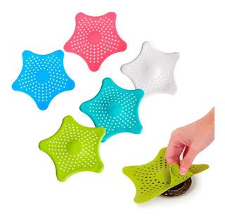 Filtro Estrella Silicona Bacha Baño 15 Cm Bañeras Bacha