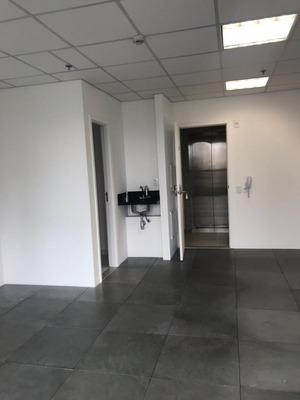 Sala Em Vila Cordeiro, São Paulo/sp De 35m² À Venda Por R$ 360.000,00 - Sa239391