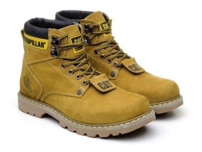 Bota Coturno Adventure Caterpillar Couroo