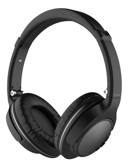 Auriculares Bluetooth Negros Tedge