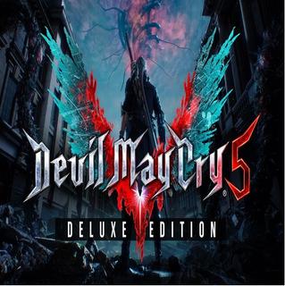 Devil May Cry 5 Deluxe Edition - Steam / Entrega Inmediata