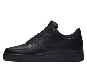 Tênis Nike Air Force 1 Casual Em Couro