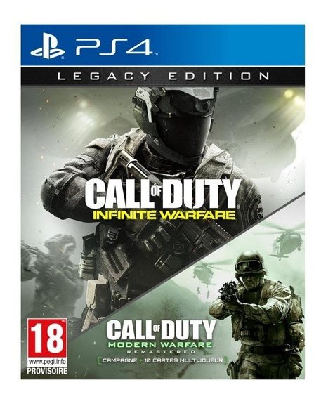 Call Of Duty Infinite Warfare Legacy - Ps4