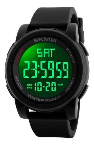 Relógio Masculino Militar Esportivo Digital Top Original