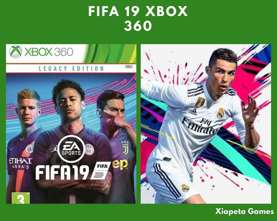 Fifa 19 Xbox 360 Mídia Digital