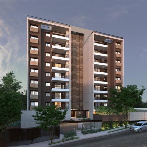 Apartamento Residencial Para Venda, Jardim Guedala, São Paulo - Ap7843. - Ap7843-inc