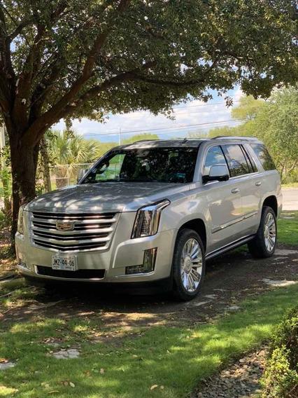 Cadillac Escalade 2016 6.2 Plinum 4x4 At