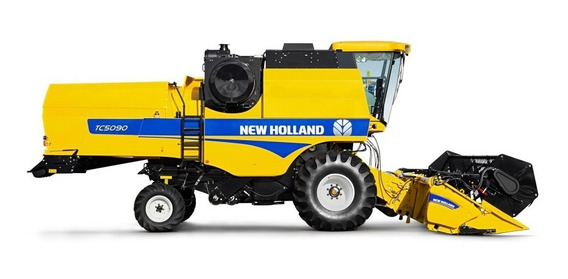 Adesivo Colheitadeira New Holland Tc 5090 2018/2019