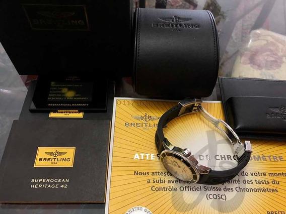 Breitling Superocean Heritage 42mm