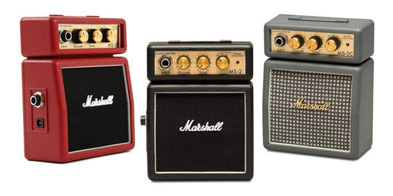 Amplificador Guitarra Electrica Marshall Ms2c 2w Vintage