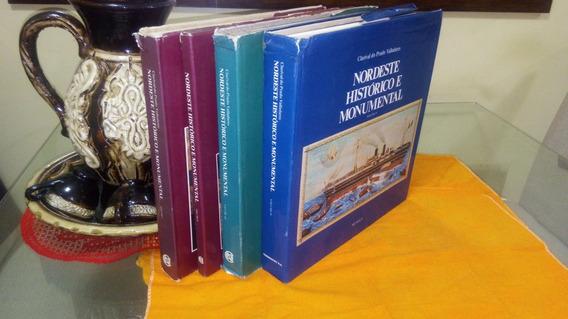 Coleção Nordeste Histórico E Monumental (completa)