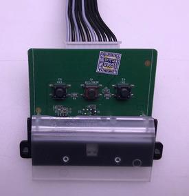 Sensor Controle + Botões Tv Toshiba L32d2900