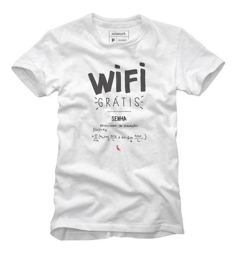 Camiseta Wifi Reserva