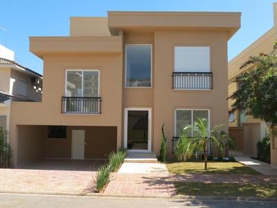Sobrado Residencial À Venda, Alphaville, Santana De Parnaíba. - 3610