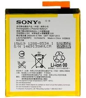 Batería Nueva Sony Xperia M4 Aqua Lis1576erpc