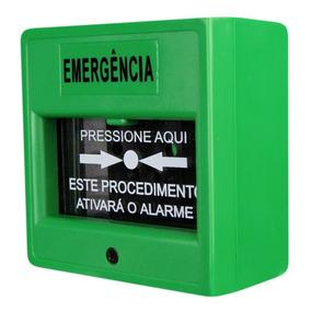 Acionador De Emergencia Alarme