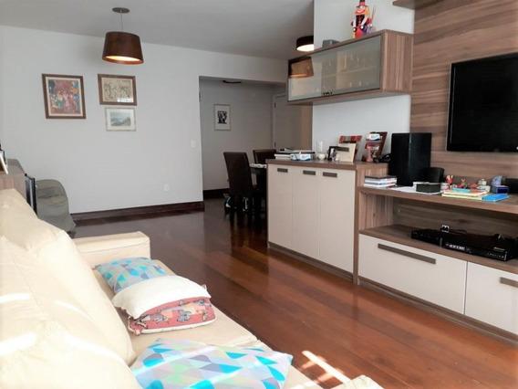 Apartamento Em Icaraí, Niterói/rj De 130m² 3 Quartos À Venda Por R$ 720.000,00 - Ap215537