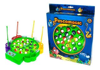 Pescamagic Original Dory 24 Piezas Con Canastas 5 Jugadores