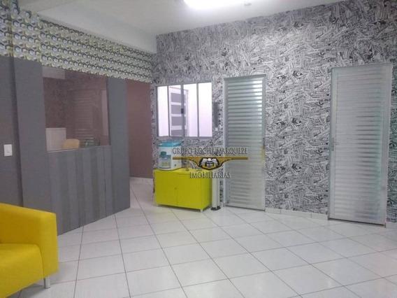 Sala Para Alugar, 40 M² Por R$ 1.500,00/mês - Belém - São Paulo/sp - Sa0131