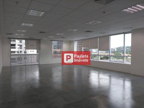 Andar Corporativo Para Alugar, 114 M² - Pinheiros - São Paulo/sp - Ac0038