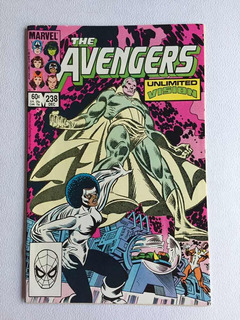 The Avengers #238 Al Milgrom
