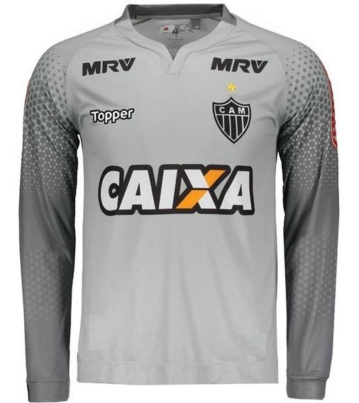 Camisa De Criança Atlético Mineiro Mg - Goleiro Victor Galo