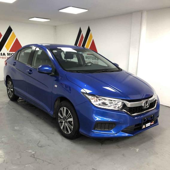 Honda City 2018 4p Lx L4/1.5 Aut