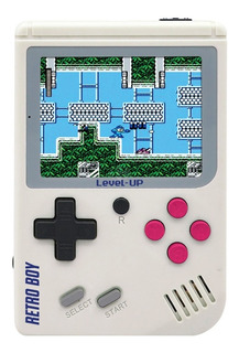 Consola Retro Boy 160 Juegos Family 8 Bits Portátil Level Up